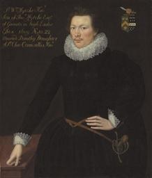 Portrait of Sir William Fytche