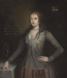 Portrait of Dorothy Cornwallis