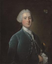 Portrait of William Fytche of