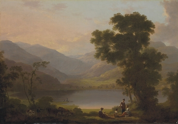 A view in the Lake District