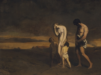 The Punishment of Cain (Caïn M