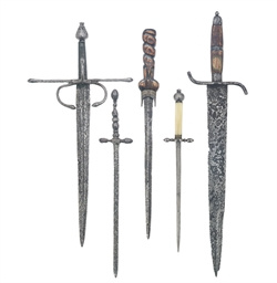 A LOW COUNTRIES BALLOCK DAGGER
