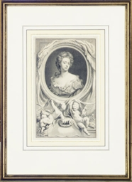 Portrait of Sarah, Duchess of