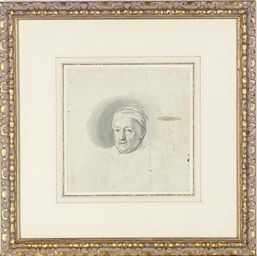Head of a man (verso); Judgeme
