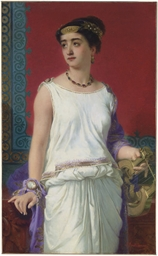 Grecian beauty
