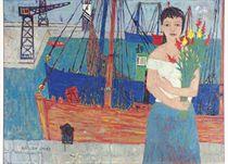 La Fille au Port
