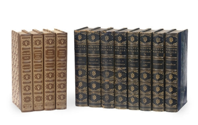 A GROUP OF BINDINGS,