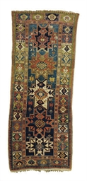 A SHIRVAN RUNNER,