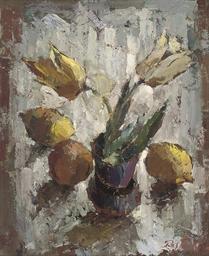 Tulipes et citrons