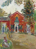 La maison de Legueult à Glos