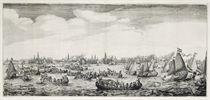AMSTERDAM 1638 -- BARLAEUS, Caspar Medicea hospes, sive desc