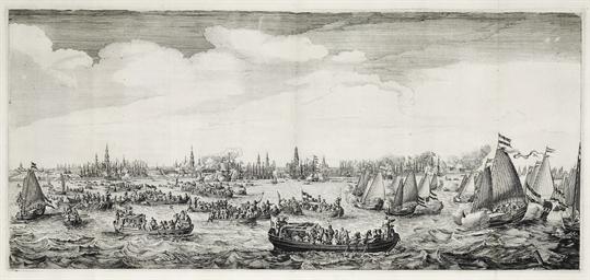 AMSTERDAM 1638 -- BARLAEUS, Ca