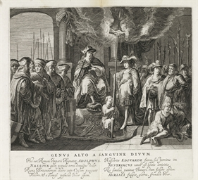 AMSTERDAM 1642 -- NOLPE, Piete