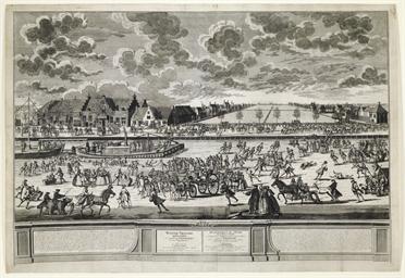 AMSTERDAM 1696 -- [PRINT].