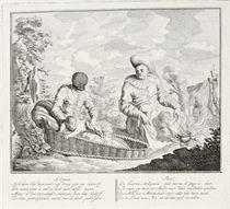 AMSTERDAM c 1740 -- XAVERY, Gerard Joseph (fl 18th century)