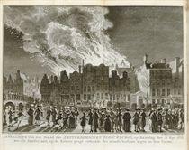 AMSTERDAM 1772 -- [FOKKE, Jan]  Histoire van den Amsterdamsc
