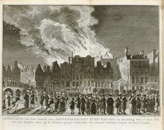 AMSTERDAM 1772 -- [FOKKE, Jan]