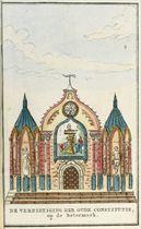AMSTERDAM 1795 -- Beschyving Van Het Plechtige Volksfeest te