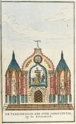 AMSTERDAM 1795 -- Beschyving V
