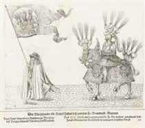 ANSBACH 1625 -- Ordnung Weyland dess Durchleuchtigen, Hochge