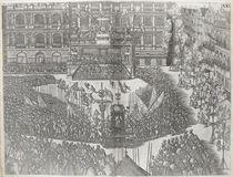 ANTWERP 1582 -- La ioyevse & magnifique entrée de Monseigneu