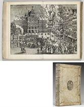 ANTWERP 1594 -- BOCHIUS, Joannes (1555-1609) Descriptio publ