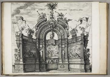 ANTWERP 1635 -- GEVARTIUS, Joh