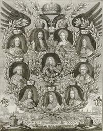 AUGSBURG 1690 -- WIELAND, Joha