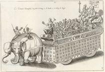 AVIGNON 1600 -- [VALLADIER, André (1565-1638)] Labyrinthe Ro