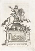 AVIGNON 1701 -- BONTOUS, Jacques Joseph L'Auguste pieté de l
