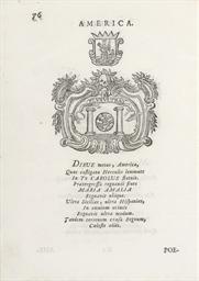 BARCELONA 1761.  Reales exequi