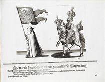 BAYREUTH 1655 -- SCHNITZER, Lucas, artist (c1600-c1671) Besc