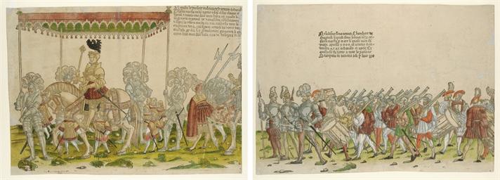BOLOGNA 1529 - Nel anno 1529 a