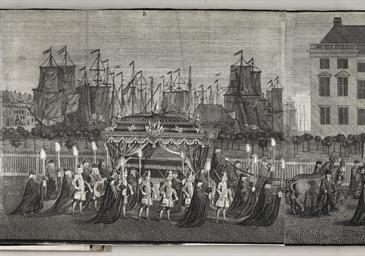 COPENHAGEN 1703 -- MASIUS, Hec