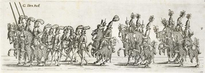 DESSAU 1613 -- HÜBER, Tobias.