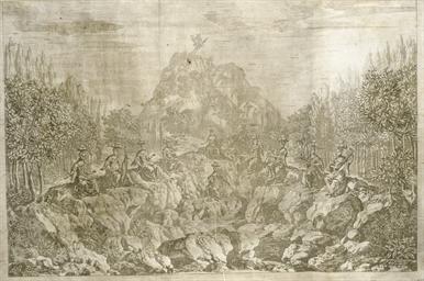 DRESDEN 1679 -- [HARMS, Johann
