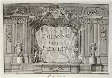 DRESDEN 1754 -- MARIA ANTONIA,