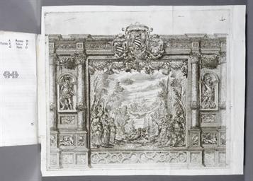 FERRARA 1631 -- BERNI, Frances