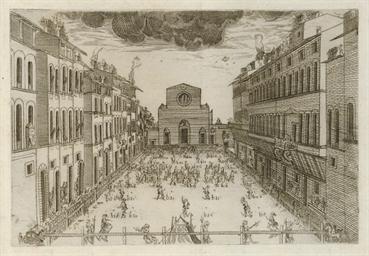 FLORENCE 1580 -- BARDI, Giovan