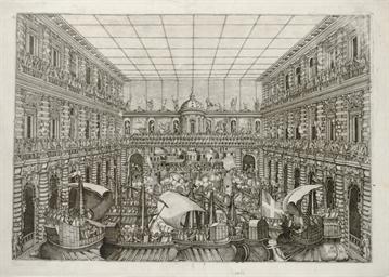 FLORENCE 1589 -- [PRINT]. SCAR