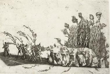 FLORENCE 1589 -- [ALBERTI, Che