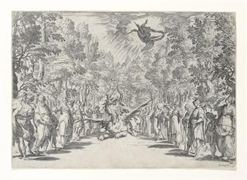 FLORENCE 1589 -- [PRINTS]. CAR