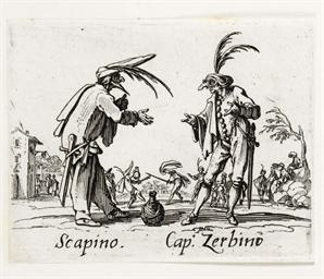 FLORENCE 1612 - CALLOT, Jacque