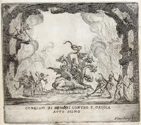 FLORENCE 1624 -- SALVADORI, An