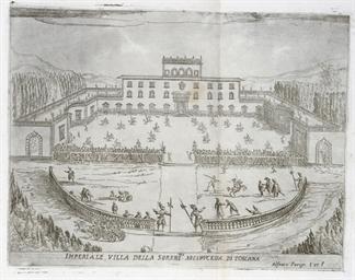 FLORENCE 1625 -- SARACINELLI,