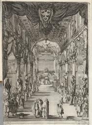 FLORENCE 1634 -- CAVALVANTI, A