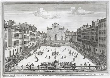 FLORENCE 1688 -- BINI, Pietro,