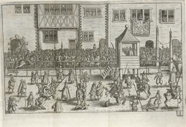 FRANKFURT 1612 -- Actus electi
