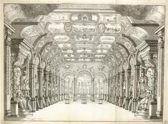 HAMBURG 1727 -- LEDIARD, Thoma