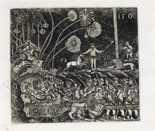 HANNOVER 1668 -- WELLINGEN, H.